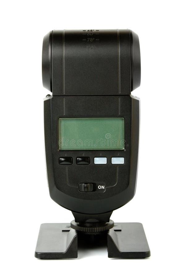 Unidad de destello de la cámara imagenes de archivo