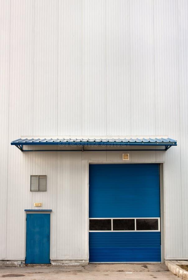 Unidad industrial imagen de archivo