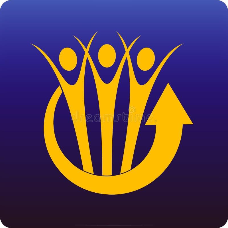 Unidade ilustração royalty free