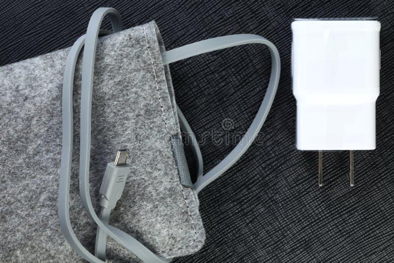 Unidade de adaptador da carga fotos de stock