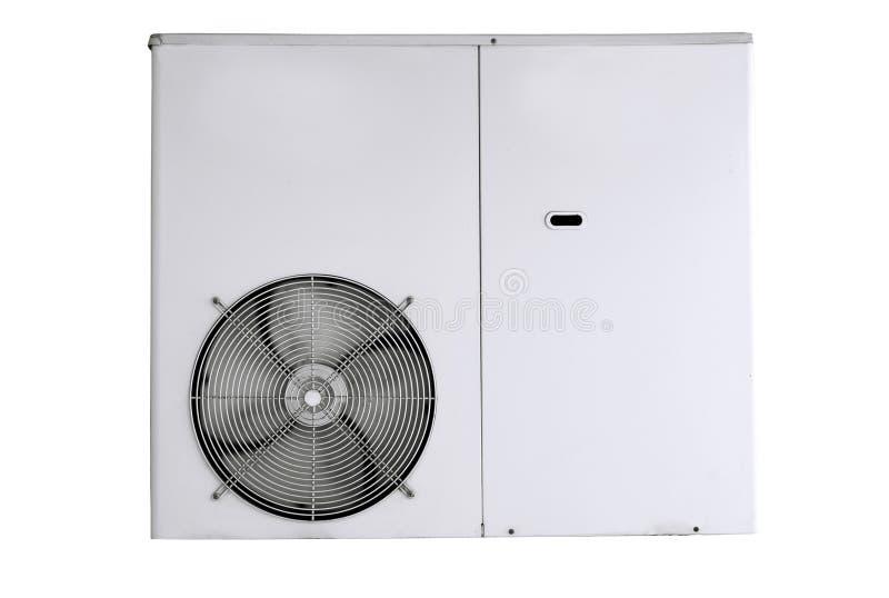 Unidade do condicionador de ar imagem de stock