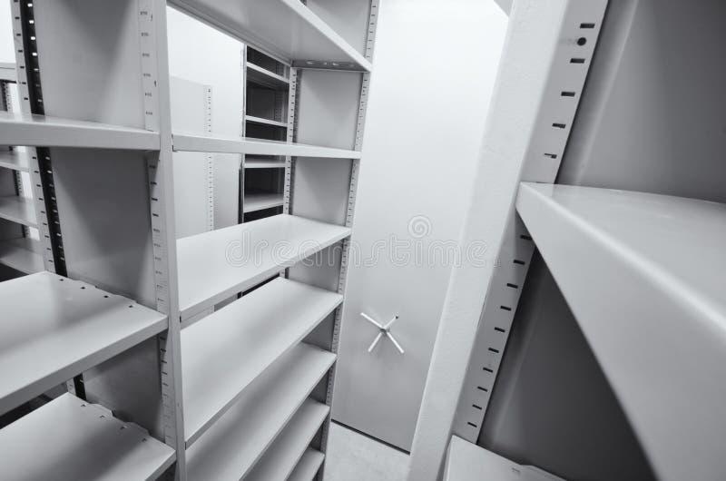 Unidades de armazenamento do arquivo imagens de stock