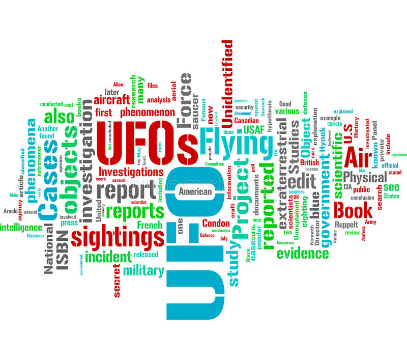 Download Unidentified Flying Object - UFO Stock Photos - Image: 10923833