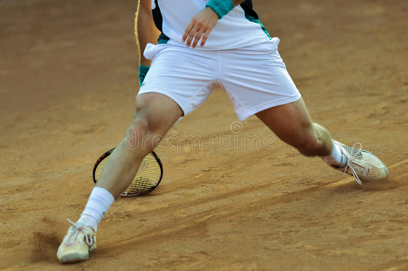 Download Unidentified tennis player editorial stock image. Image of player - 41448649