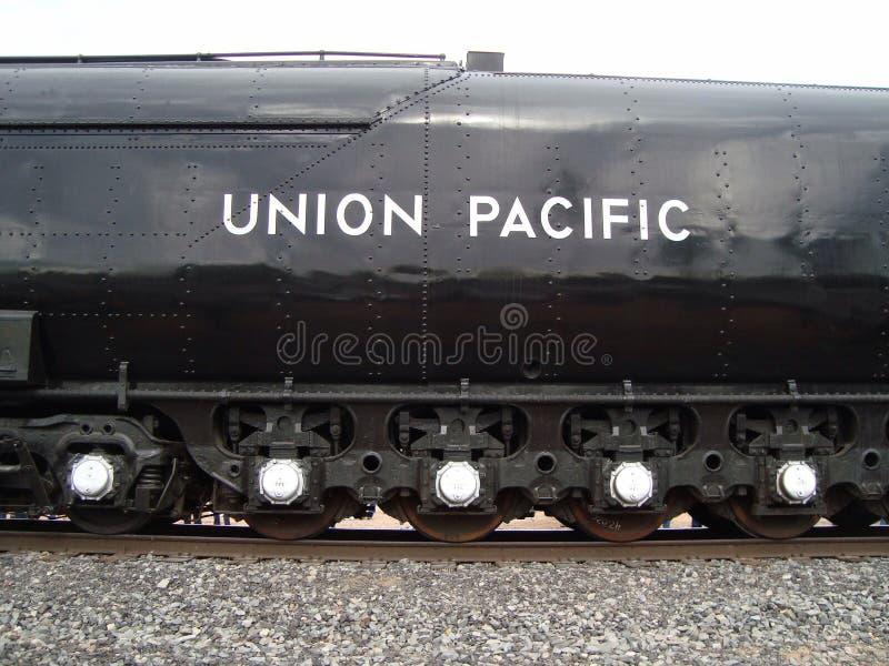 Unie de Stille Oceaan stock foto