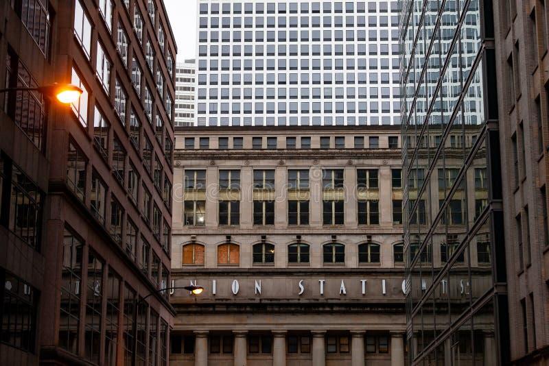 Unie Post - Chicago stock fotografie