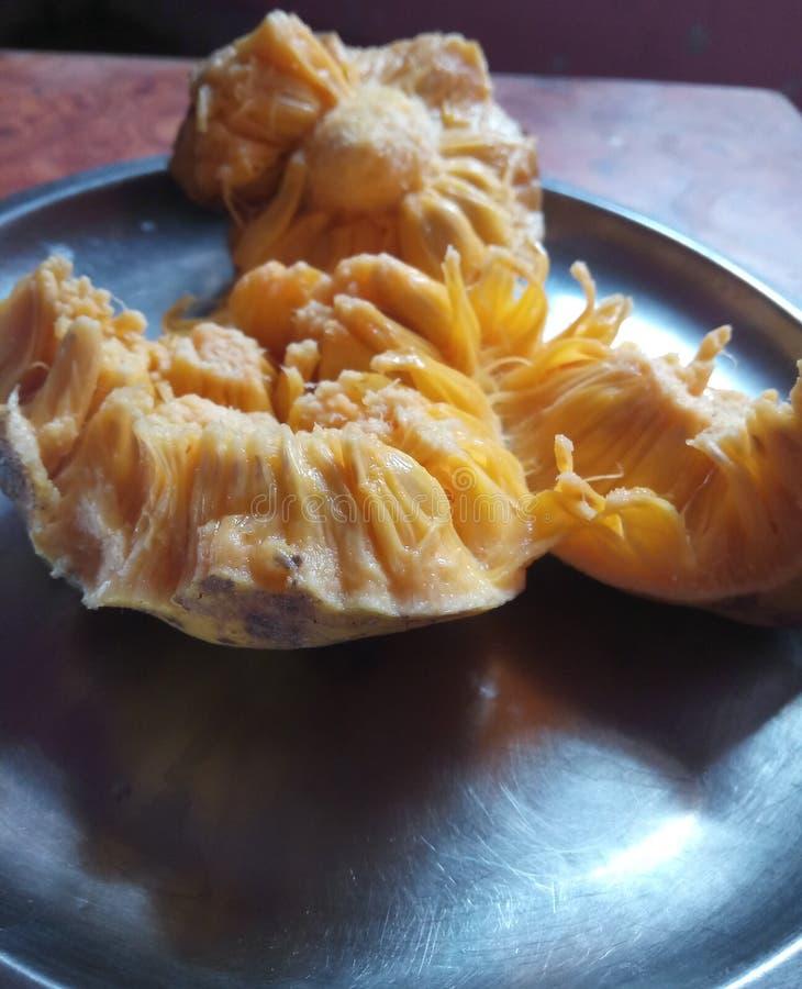 Uniek Boterfruit royalty-vrije stock afbeeldingen