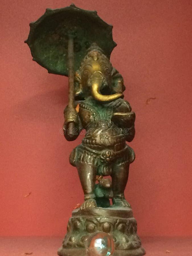 Unieke Ganesha!! royalty-vrije stock afbeeldingen