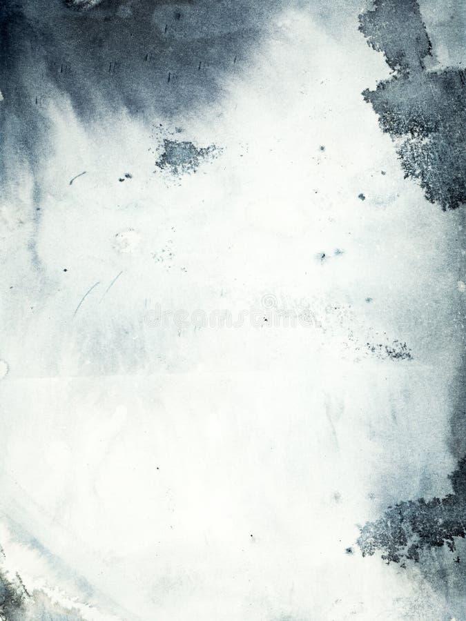 Unieke Grafische Grunge-Document Textuur voor Creatives-Ontwerpen royalty-vrije stock foto's