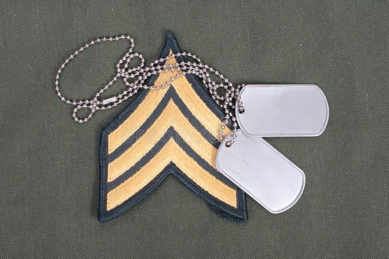 Uniforme de l'armée américaine images libres de droits