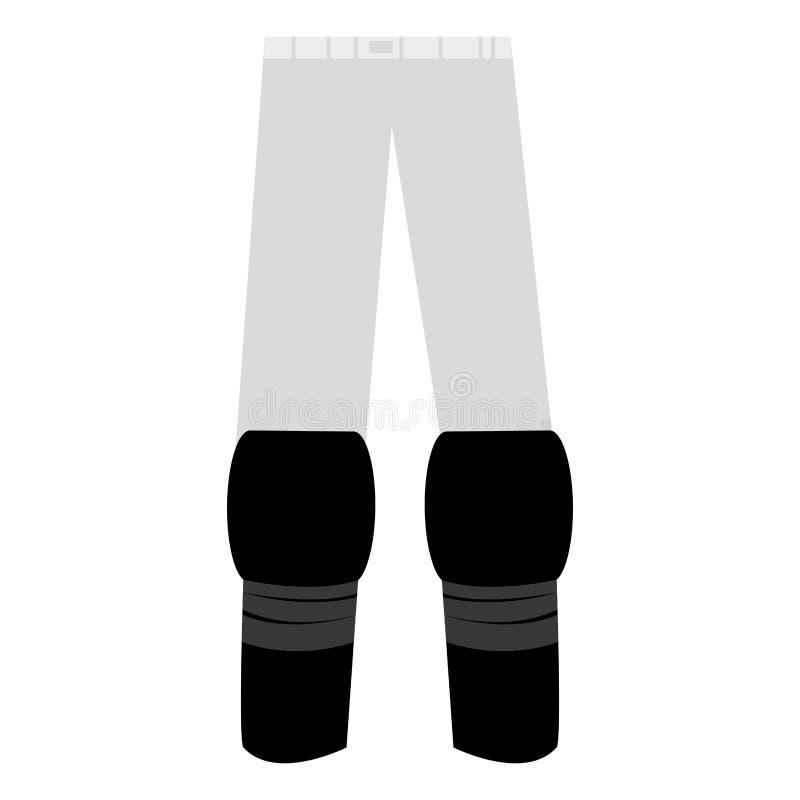 Download Uniforme Isolado Do Esporte Ilustração do Vetor - Ilustração de trilha, sportswear: 107527706