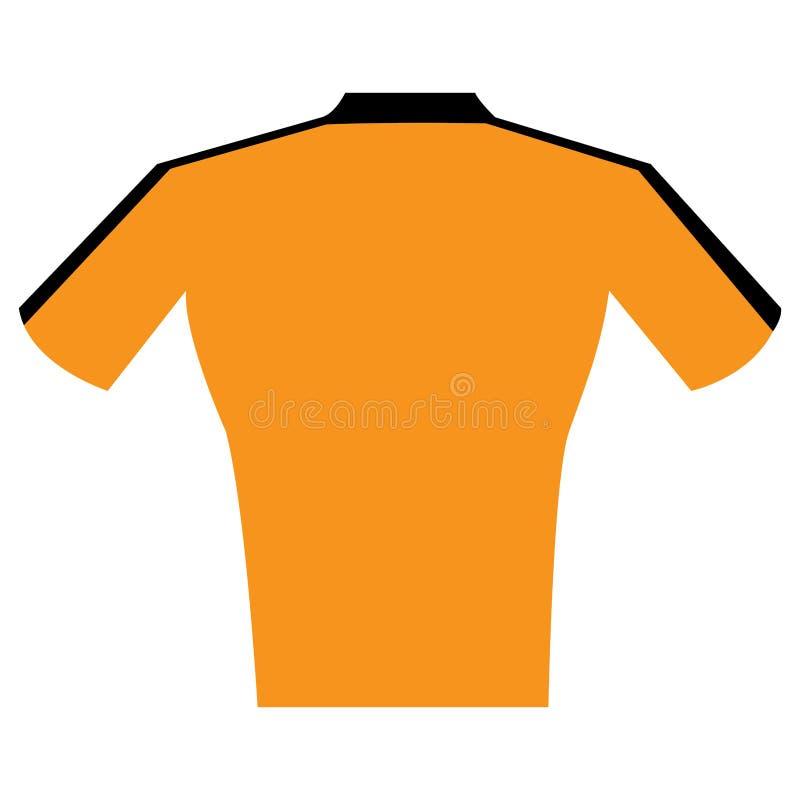 Download Uniforme Isolado Do Esporte Ilustração do Vetor - Ilustração de corpo, camisa: 107527927