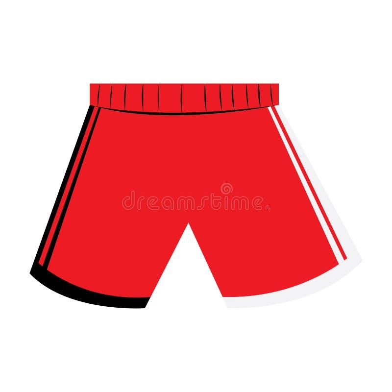 Download Uniforme Isolado Do Esporte Ilustração do Vetor - Ilustração de uniforme, preto: 107527961