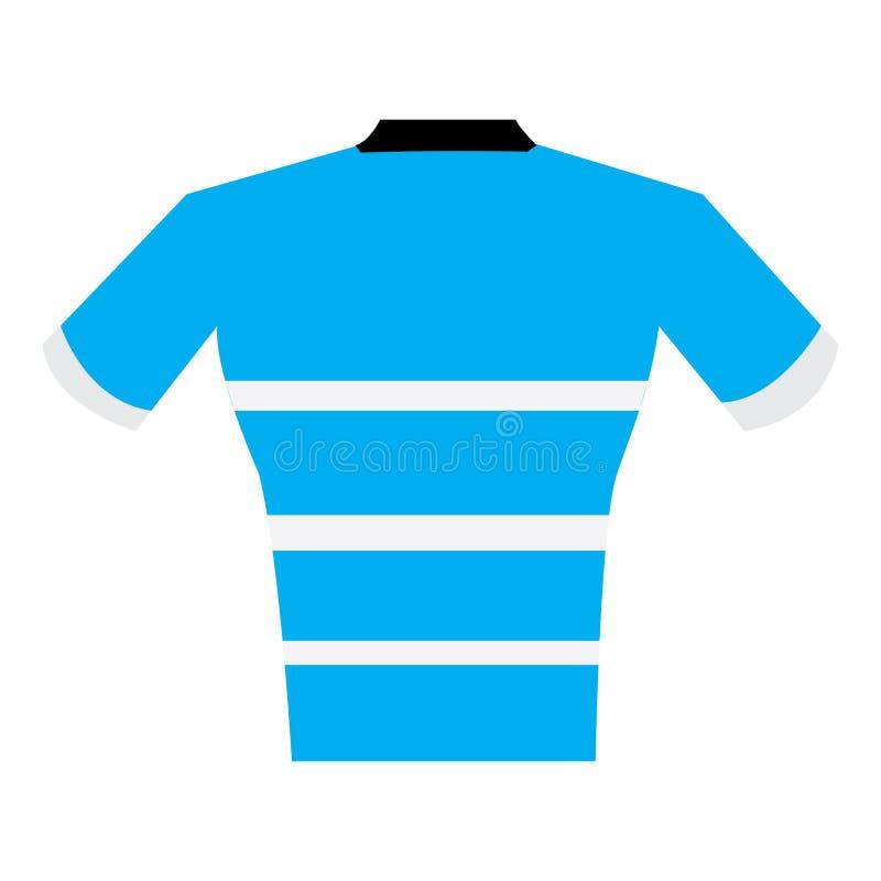 Download Uniforme Isolado Do Esporte Ilustração do Vetor - Ilustração de soccer, jersey: 107528020