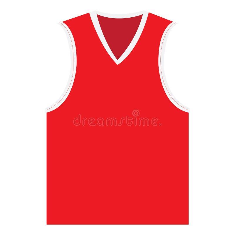 Download Uniforme Isolado Do Esporte Ilustração do Vetor - Ilustração de roupa, modelo: 107528183