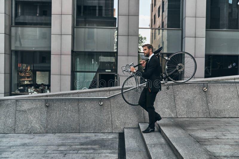 Unikać ruch drogowego fotografia stock