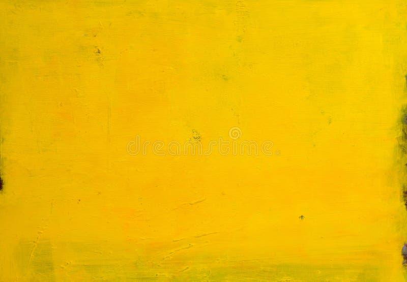 Unikalnego kontrasta żółta tekstura dla twój nowego eleganckiego projekta fotografia royalty free