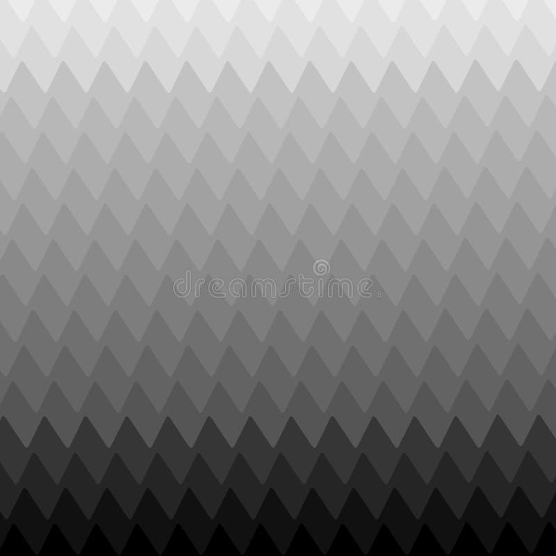 Unikt konstnärligt för svart- och waithbakgrund arkivbild