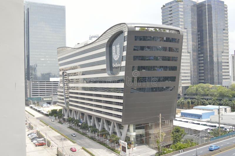 Unilever biuro w Thailand obraz stock