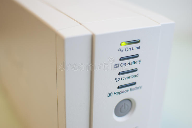 Download Uninterruptible Power Supply Stock Image - Image of industry, part: 24041435