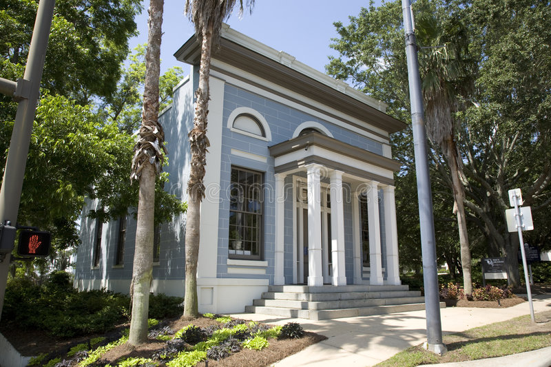 Download The Union Bank stock photo. Image of travel, blue, tallahassee - 5258284