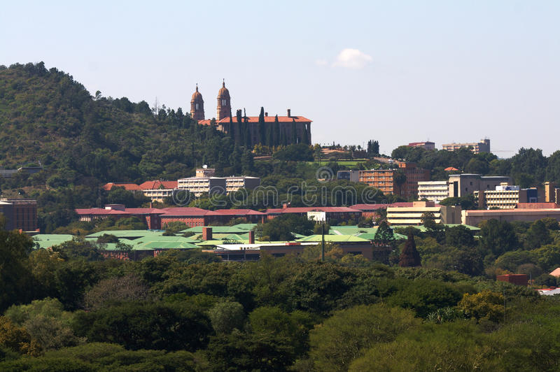 Union Buildings stock photography