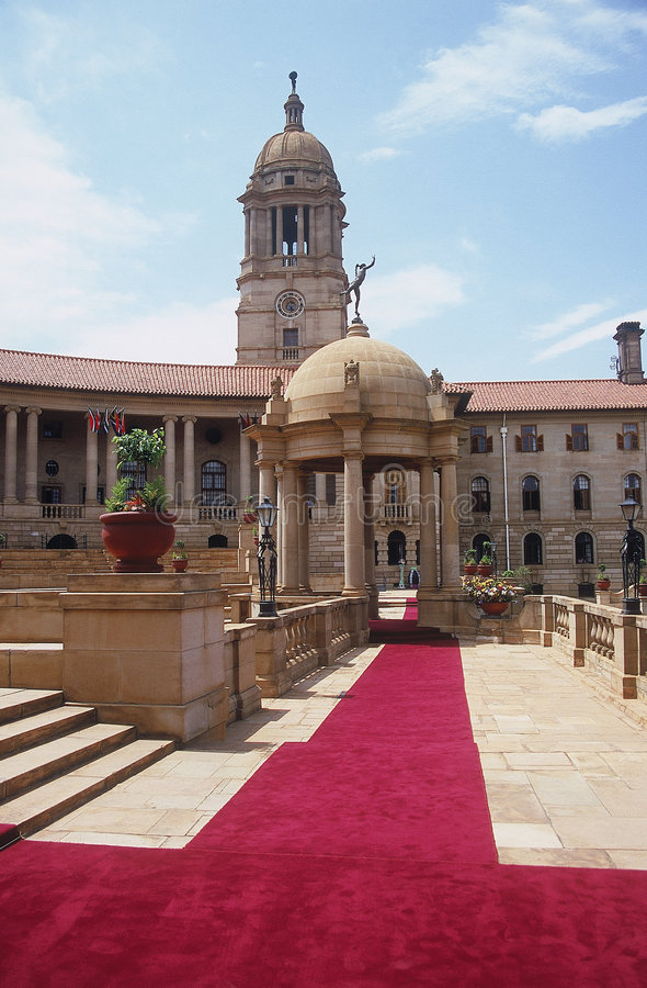 Download Union Buildings stock image. Image of nelson, history - 7202273