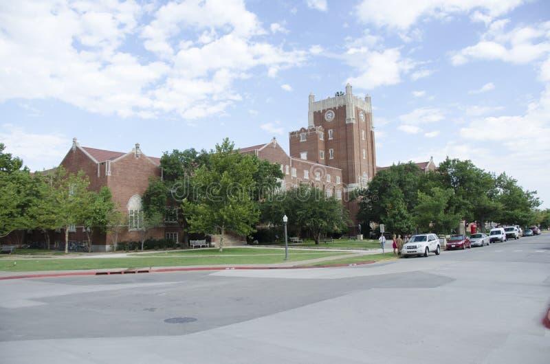 Union de mémorial de l'Oklahoma image libre de droits