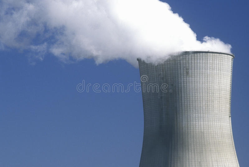 Union Electric Callaway Nuclear Power Plant, MO royalty free stock images