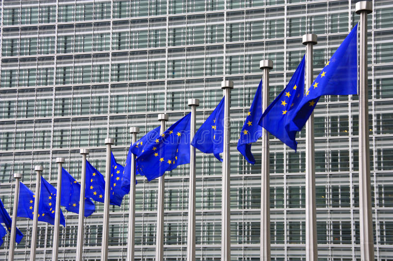 Union européenne photo stock