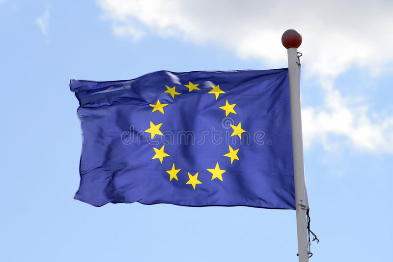 Union européenne image stock