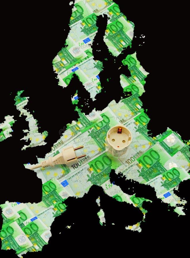 Download Union europe energy stock illustration. Illustration of euro - 8304801