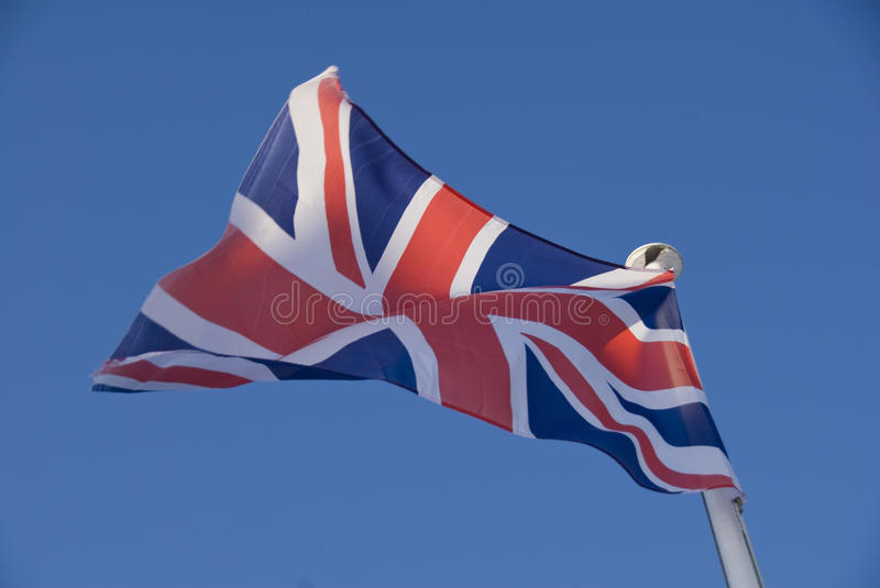 Download Union Flag Of The United Kingdom.. Stock Photo - Image: 12361062