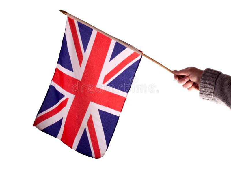 Union Jack royalty-vrije stock fotografie
