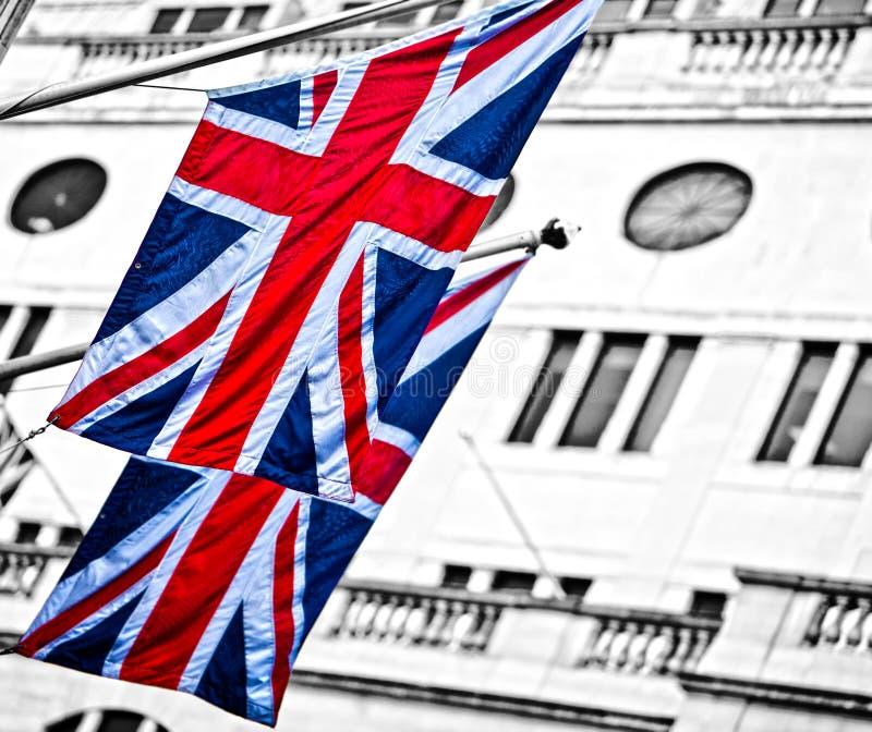 Union Jack images libres de droits