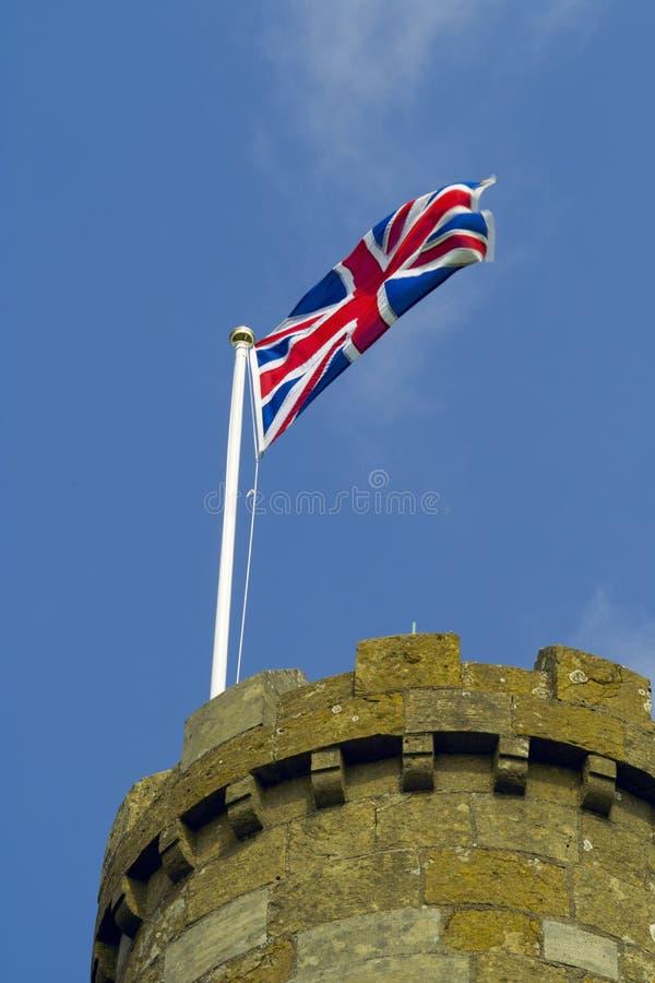 Union jack royalty free stock image