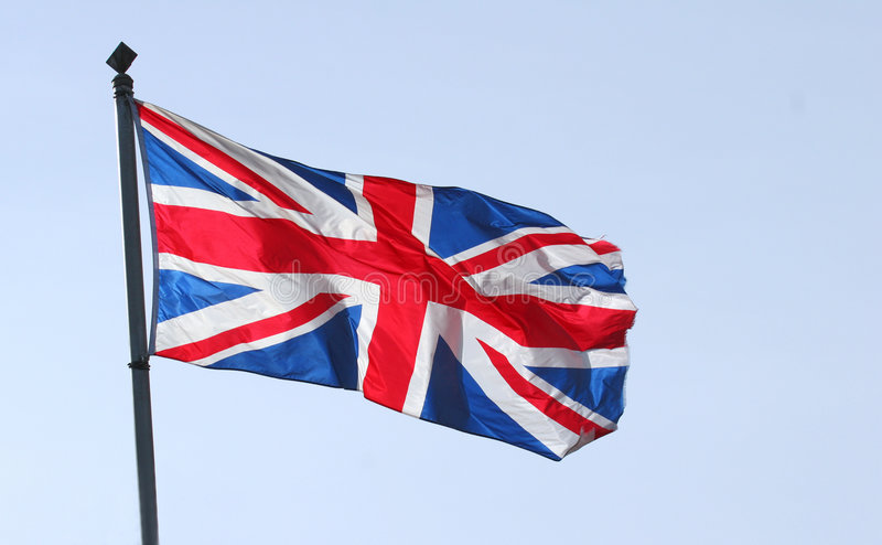 Union Jack photo stock