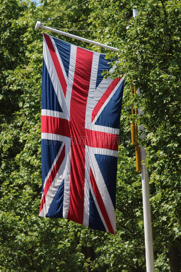 Free Union Jack Royalty Free Stock Photo - 55717425