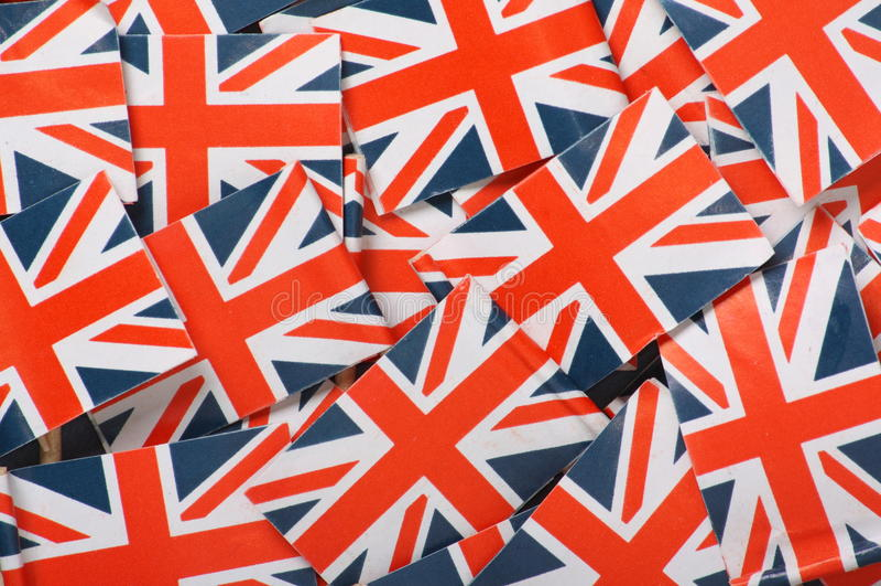 Union Jack Background image libre de droits