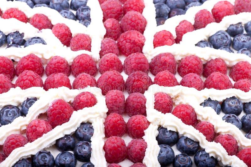 Download Union jack cake stock image. Image of dessert, britain - 24809945