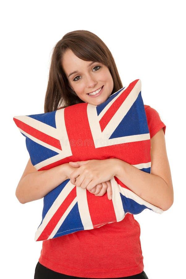 Download Union Jack flag stock photo. Image of football, national - 15404636