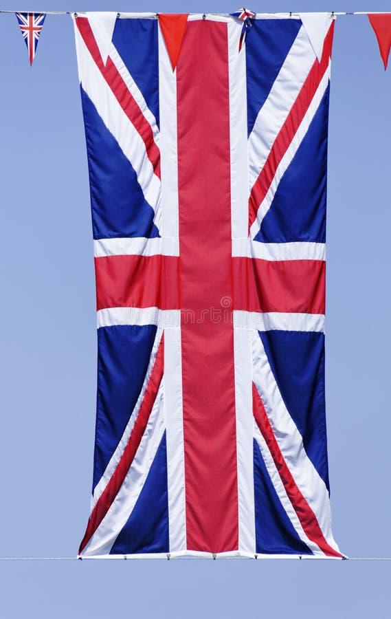 Union Jack Flag Stock Image
