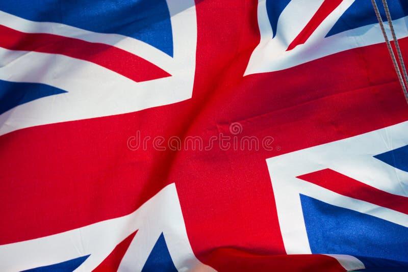 Union Jack - flaga Zjednoczone Kr?lestwo obrazy royalty free