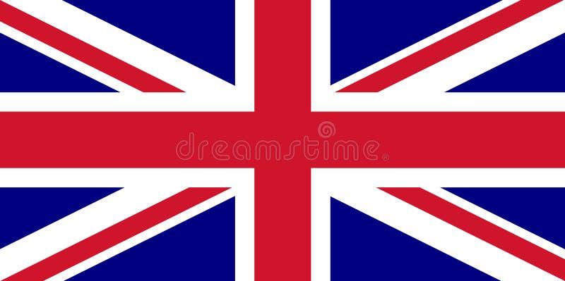 United Kingdom Union Jack UK Union Flag Clip Art vector illustration
