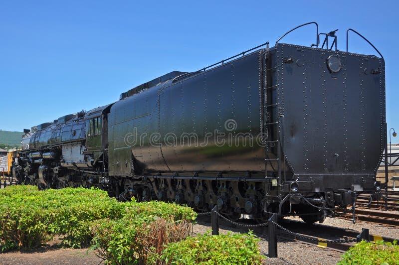 Union Pacifique 4012, Scranton, PA, Etats-Unis de locomotive à vapeur photographie stock