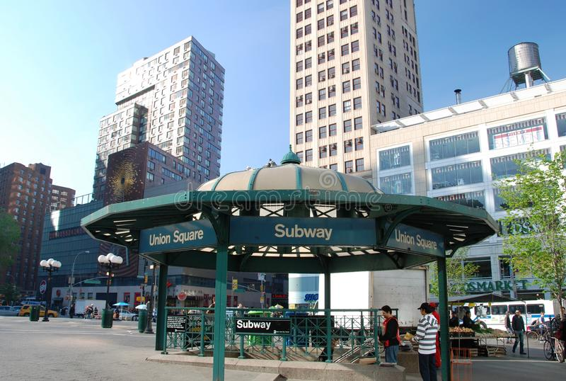 Download Union Square - New York City Editorial Image - Image: 20313580