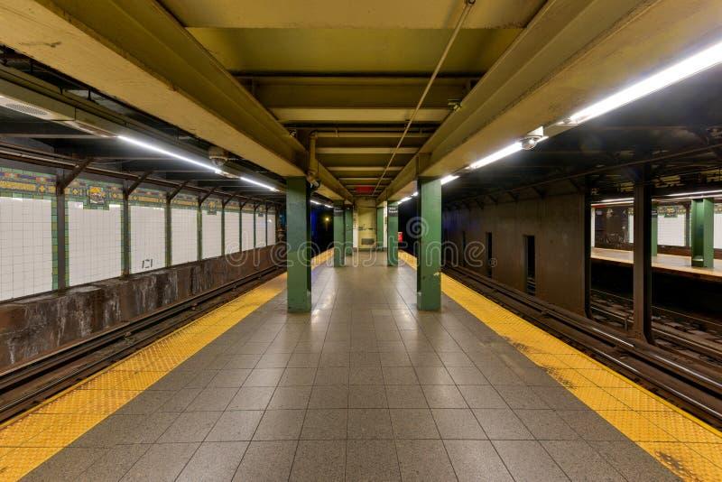 Union Square -Post - NYC royalty-vrije stock afbeeldingen