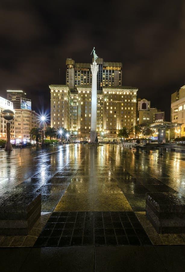 Union Square, San Francisco, California fotografia stock