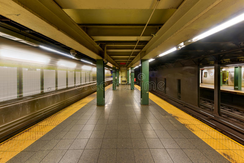 Union Square Station - NYC stock photography