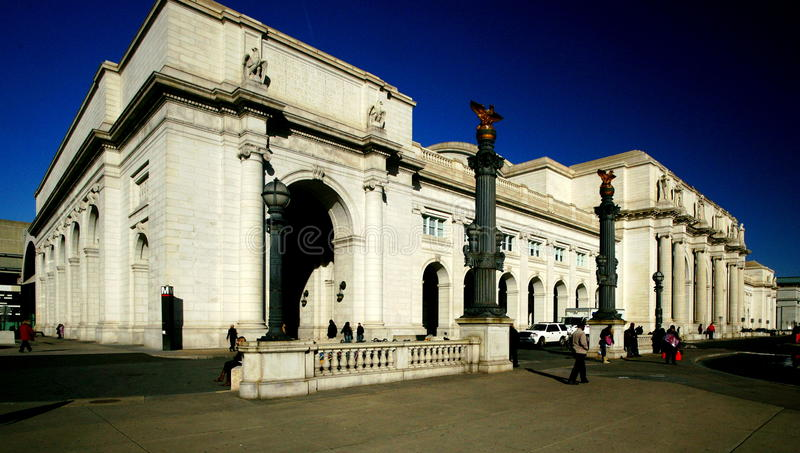 Union Station Editorial Photography